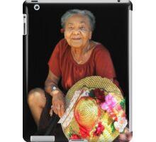 Sexy Senior! iPad Case/Skin