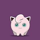 Jigglypuff by EF Fandom Design