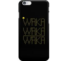 WAKA WAKA WAKA... iPhone Case/Skin