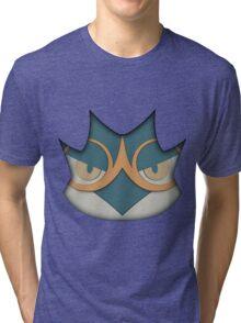 Decidueye face Tri-blend T-Shirt