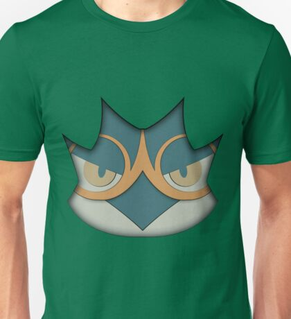 Decidueye face Unisex T-Shirt