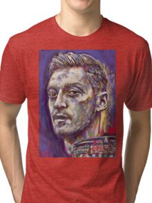 Mesut Ozil - Pride of the Emirates Stadium Tri-blend T-Shirt