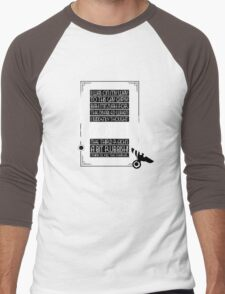 Gosh! Deco Men's Baseball ¾ T-Shirt