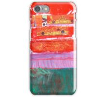 Colourful world iPhone Case/Skin
