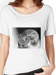 A Metal Coil Makes a Fun Toy Women's Relaxed Fit T-Shirt