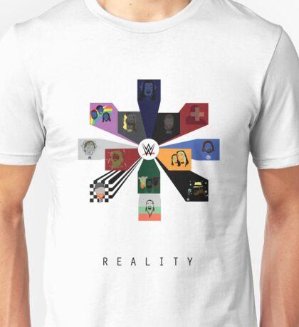 WWE Reality Era Unisex T-Shirt