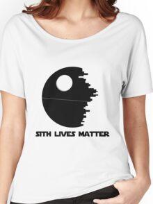 Sith Lives Matter Women's Relaxed Fit T-Shirt