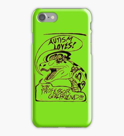 Autism Loves Podcast: Love that Logo! iPhone Case/Skin