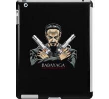 Baba Yaga iPad Case/Skin