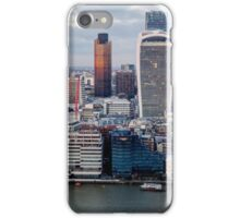 Giants accross the river. iPhone Case/Skin