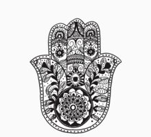 The Hamsa Hand T-Shirt