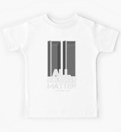 All Buildings Matter Kids Tee