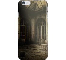 Waiting for the guests iPhone Case/Skin