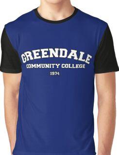 Greendale Community College Graphic T-Shirt