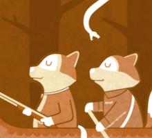 Hunting Trip Sticker