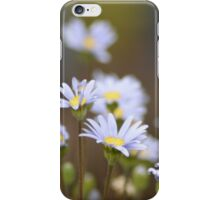 Blue Daisies iPhone Case/Skin