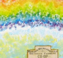 Rainshine over Morawa : Panel II Sticker
