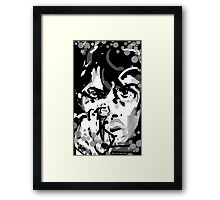 Can you see? Framed Print
