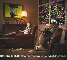 Psychology is DEAD! - Joze Mont by JozeMont