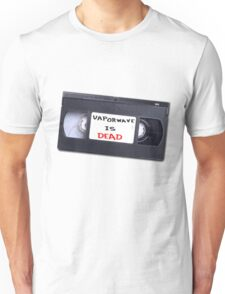 Vaporwave is Dead Unisex T-Shirt