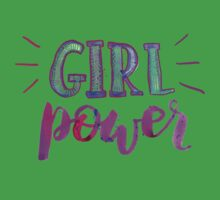 Girl Power Kids Tee