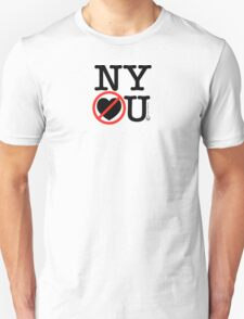 New York Hates You (Classic Stacked Logo) T-Shirt