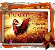 Autumn  by Cyntilly