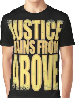Pharah - Justice Rains from Above Graphic T-Shirt