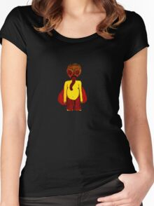 Flyman Women's Fitted Scoop T-Shirt