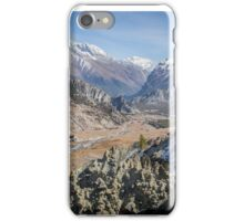 Manag valley. iPhone Case/Skin