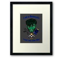 Renegade Framed Print