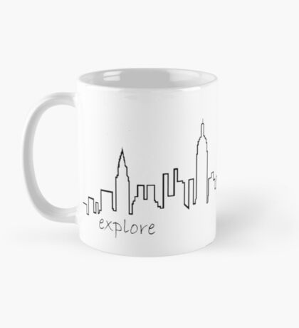 New York City - Explore Series Mug