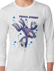 Primal Kyogre (Pokemon Alpha Sapphire) Long Sleeve T-Shirt