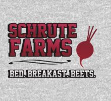 Schrute farms beets. Bed, breakfast beets. by King84