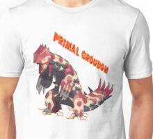 Primal Groudon (Pokemon Omega Ruby) Unisex T-Shirt