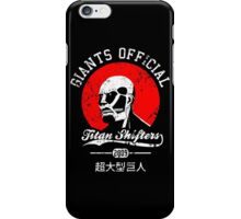 Giants Official iPhone Case/Skin