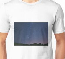 Night Sky Stars Unisex T-Shirt
