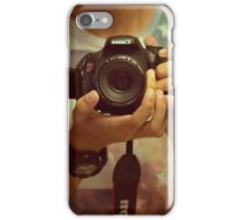Fancy Selfie  iPhone Case/Skin
