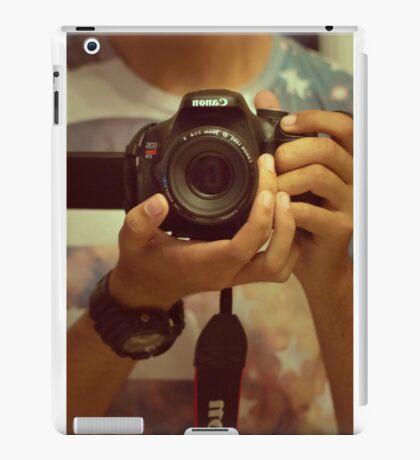 Fancy Selfie  iPad Case/Skin