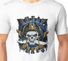 Cheat Death - Pirate Unisex T-Shirt