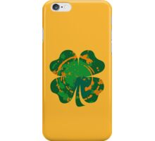 Cool Lucky clover and Ink Nr. 03 iPhone Case/Skin