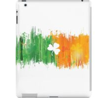 Cool Lucky Clover and Ink iPad Case/Skin