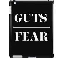 "Eminem's ""Guts Over Fear"" iPad Case/Skin"