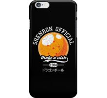 Shenron Official iPhone Case/Skin