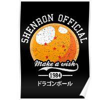Shenron Official Poster