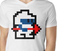 Dig Dug Mens V-Neck T-Shirt