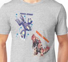 Primal Groudon & Primal Kyogre Unisex T-Shirt