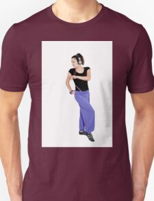 Girl dance and sports Unisex T-Shirt