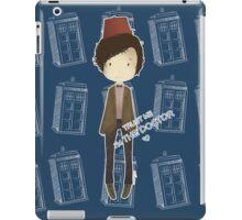 cute 11th iPad Case/Skin