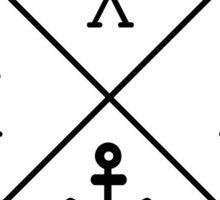 KXA + Anchor Sticker